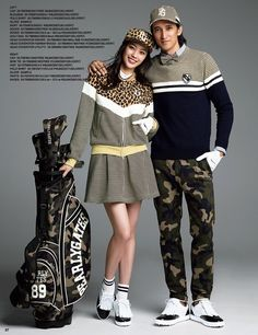 PEARLY GATES 2017 AUTUMN Sports Baby, Sports Luxe, Golf Attire, Golf Outfit, Mens Golf Fashion, Golf Images, Vintage Golf, Girl Fashion, Fashion Outfits