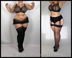 NEW BLOG POST! I review the Ewa Michalak SM Czarna Mgiełka Bra 32KK/70KK. Click the link for all the details and more photos: http://www.curvywordy.com/2015/03/ewa-michalak-sm-czarna-mgieka-bra.html