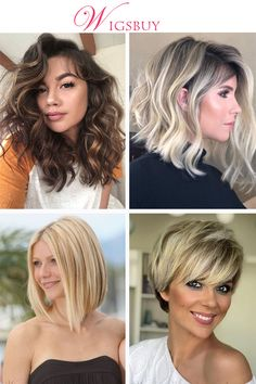 women's fashion wigs,A variety of hairstyles and colors are available for you to choose from, and there are special discounts now. Medium Hair Cuts, Short Hair Cuts, Medium Hair Styles, Curly Hair Styles, Fashion Wigs, Women's Fashion, Cheap Fashion, Ladies Fashion, Short Curly Wigs