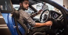 Virat Kohli becomes one of the 99 owners worldwide of the Audi R8 LMW -