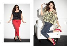 Torrid.com - Plus sizes - Product Categories - Page One