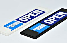 PVC Labels for American Express Handbags: Resistant, durable and they look just awesome!