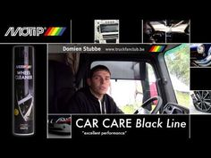 MOTIP Car Care Black - Wheel Cleaner (testimonial) www.thebuzzco.be