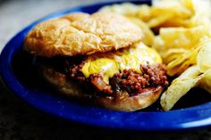 Pioneer woman sloppy joes