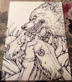Composure by WolfSkullJack