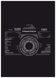 Typo praktica by charlott - SAShE.sk - Handmade Grafika