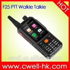 854cb3bdeaa Alps F25 2.4 Inch Touch Screen 4G Quad Core Smartphone with Zello Android  Walkie Talkie PTT