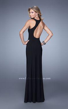 La Femme 21291 | La Femme Fashion 2015 - La Femme Prom Dresses - La Femme Short Dresses