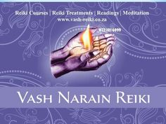 At Vash Narain Reiki Master, Reiki sessions are conducted in a peaceful, quiet room.  The Reiki energy is received by the client through me. I am a qualified Independent Usui Reiki Master, Karuna ® Reiki Master, Lightarian™ Reiki Master, Reiki Practitioner and Reiki Teacher. I am also a registered member of the Karuna ® Institute and Lightarian™ Institute, who has been attuned to the Reiki healing energy.  I always feel the presence of my Reiki Guide whilst giving a treatment to my client…