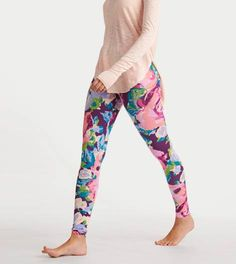 15ff9d5f3d00fc Aerie leggings. $19.95. I normally wear a small in leggings. Soft Pants,