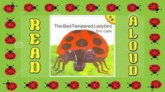 The Bad-Tempered Ladybird by Eric Carle I Storyclub4kidz