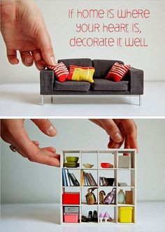 How to Bring Positivity Home http://www.positivelypresent.com/2011/06/decorating-for-an-optimistic-outlook.html