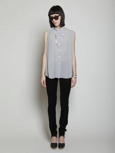 Dress pants + blouse