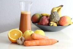 Vitamn-Frühstücks-Drink