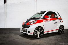 Carlsson Smart Fortwo Race Edition: images, specs, prices, information
