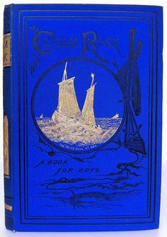 Culm Rock by I. W. Bradley, London:T. Nelson and Sons 1885 - Beautiful Antique Books