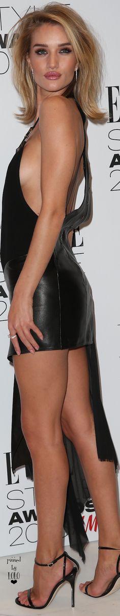 Rosie Huntington-Whiteley Elle Style Awards in London   LOLO❤︎