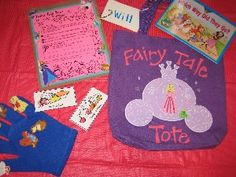 take home literacy bags