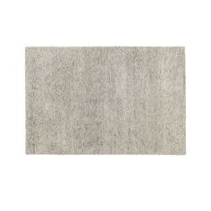 Parker Neutral Wool 8'x10' Rug - Crate and Barrel