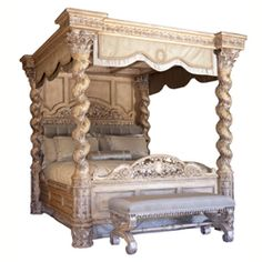 Renaissance Bed By Phyllis Morris
