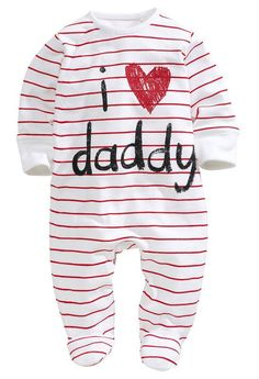 2016 baby boys girls set Long sleeve New Arrival I Love Mum Dad Baby Romper Heart Printed baby clothes Who like it ? Visit our store https://presentbaby.com