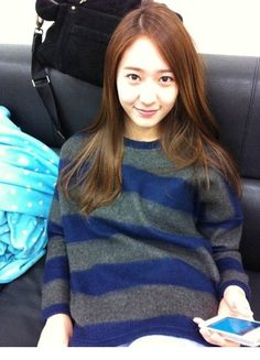 Krystal had a popular Instagram account where she would often post selca pictures