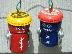 récup bouchons capsules