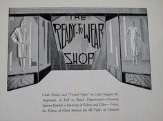 Women's Wear Magazine, August 1929