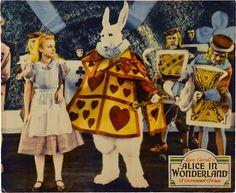 Alice in Wonderland, Paramount Pictures, 1933