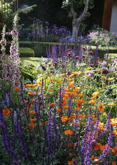 12 kukkapenkin parasta väriyhdistelmää | Meillä kotona