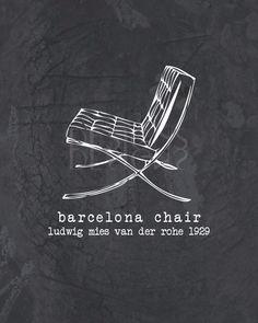 Barcalona chair