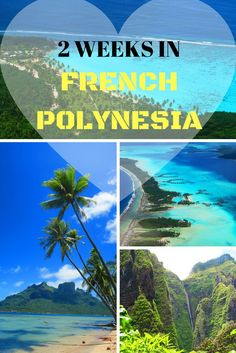 Weeks In French Polynesia Discover the all possibilities in a vacation in Tahiti & French Polynesia!Discover the all possibilities in a vacation in Tahiti & French Polynesia! Tahiti Vacations, Romantic Vacations, Romantic Travel, Dream Vacations, Bora Bora, Tahiti French Polynesia, French Polynesia Honeymoon, Polynesian Islands, Vacation Spots