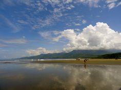 Marisol Perez playa Bahía Ballena, Costa Rica.