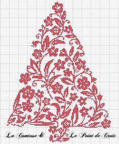 Lacomtesse: pretty tree freebie