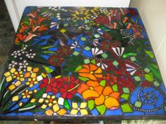 Can you mosaic onto wood when making an outside mosaic? My grout is cracking, why is does this happen and what can I do to prevent it? Learn at The Mosaic Store