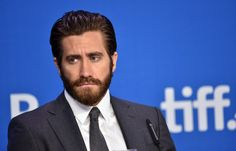 Jake Gyllenhaal Photos - 2015 Toronto International Film Festival - 'Demolition' Press Conference - Zimbio Gorgeous Body, Beautiful Men, Jake Gyllenhaal, International Film Festival, My Boyfriend, Future Husband, Sexy Men, Hot Guys, Handsome