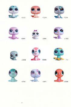Nicole`s LPS blog - Littlest Pet Shop: Pets: Seal