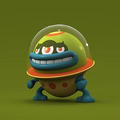 Capsule Alien