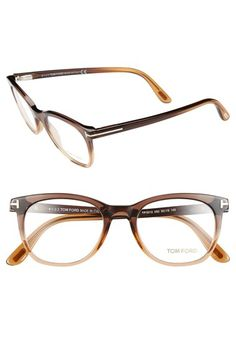 d0e51984dff Tom Ford 50mm Optical Glasses (Online Only) available at  Nordstrom Tom  Ford Glasses