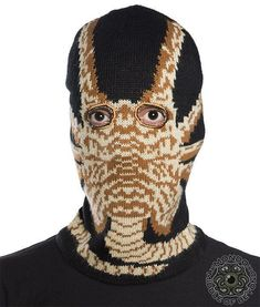 Product in Stock Ships in 1-2 Days Mondo x Middle of Beyond bring you this officially licensed Alien Mask. Facehugger mask. Made of 100% acrylic. #Aliens