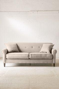 Spencer Microfiber Sofa