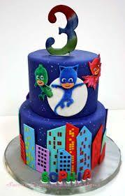 Resultado de imagen de pj masks cake