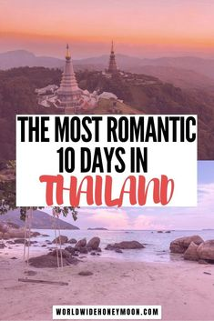 10 Days in Thailand | 10 Days in Thailand Itinerary | 10 Days in Thailand Packing List | Thailand Travel | Thailand Packing List | Bangkok Thailand | Koh Lipe Thailand | Chiang Mai Thailand | Thailand Travel Tips | Thailand Travel Itinerary | Thailand Travel Guide | Thailand Travel Destinations | Thailand Honeymoon Itinerary #thailandtravel #thailanditinerary #southeastasia #thailandhoneymoon