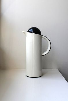 Mod Thermos Insulated Thermal Pitcher by VintageModernAndMore, $25.00