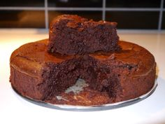 Fondant chocolat-châtaigne - Charonbelli's blog de cuisine