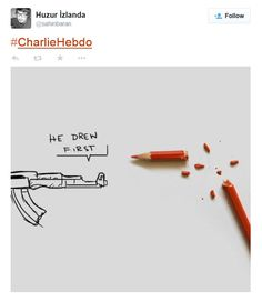World's cartoonists pay tribute to Charlie Hebdo shooting victims