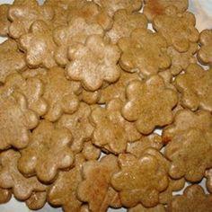 Diabetic Dog Treats Recipe - Allrecipes.com