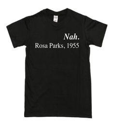 Black history Rosa Parks cute Biodegradable phone case Nah..