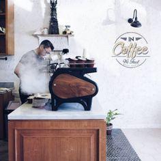 Coffee shop: from seed to cup #IOORStudio #IOORJournal #InteriorDesignJakarta