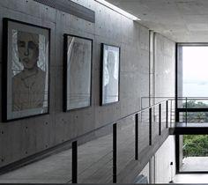 Tadao Ando, concrete houses